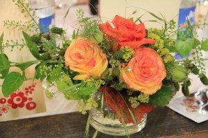 Hochzeit, Blumenstrauss