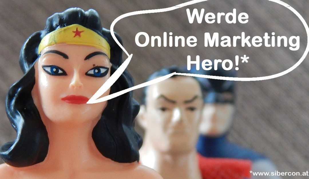 Stellenangebot: Werde Online Marketing Hero!