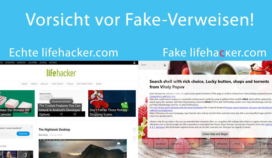 lifehacker-fake-verweise