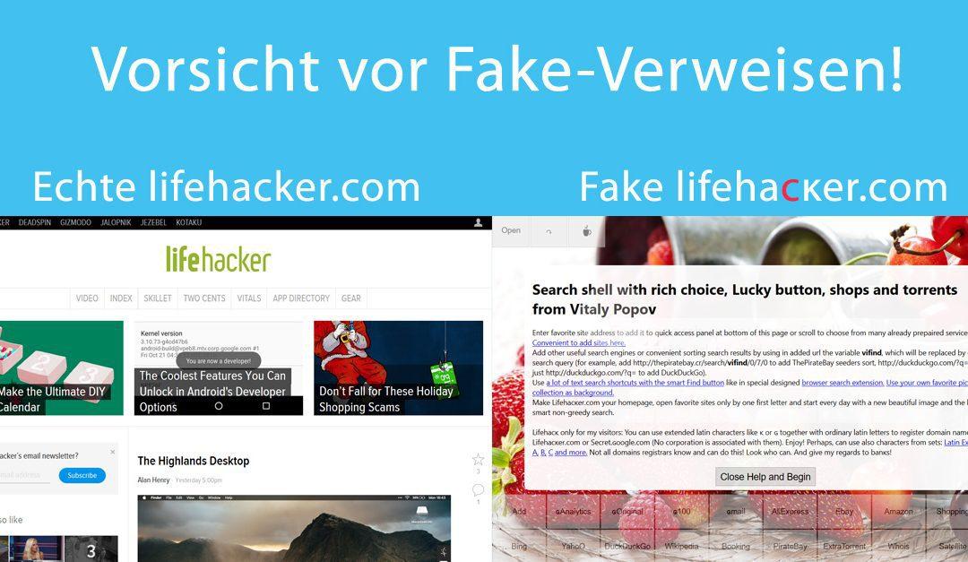 Auf einmal viele Zugriffe von Lifehacker.com und Reddit.com in Analytics – So entfernen Sie diesen Referral Spam