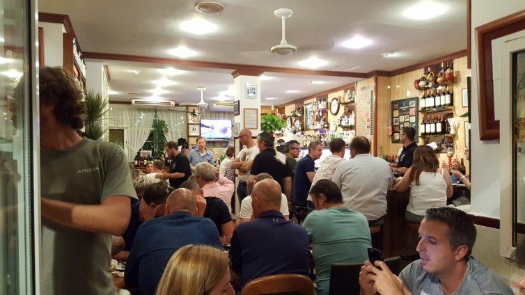 Bar Andaluz - Tapas Bar in El Arenal, Mallorca - Ein Geheimtipp