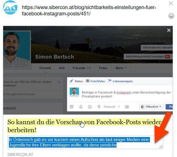 facebook-posts-bearbeiten