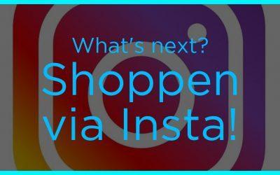 Instagram bringt Shopping Links in Posts nach Europa. Jetzt wird das Netzwerk endgültig kommerziell.