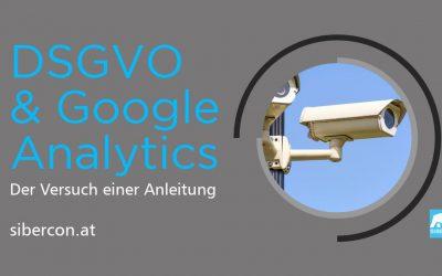 [Anleitung] DSGVO & Google Analytics: Vertrag zur Auftragsdatenverarbeitung downloaden, IP Anonymisieren, Datenaufbewahrung anpassen
