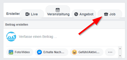 facebook-job-posting-erstellen